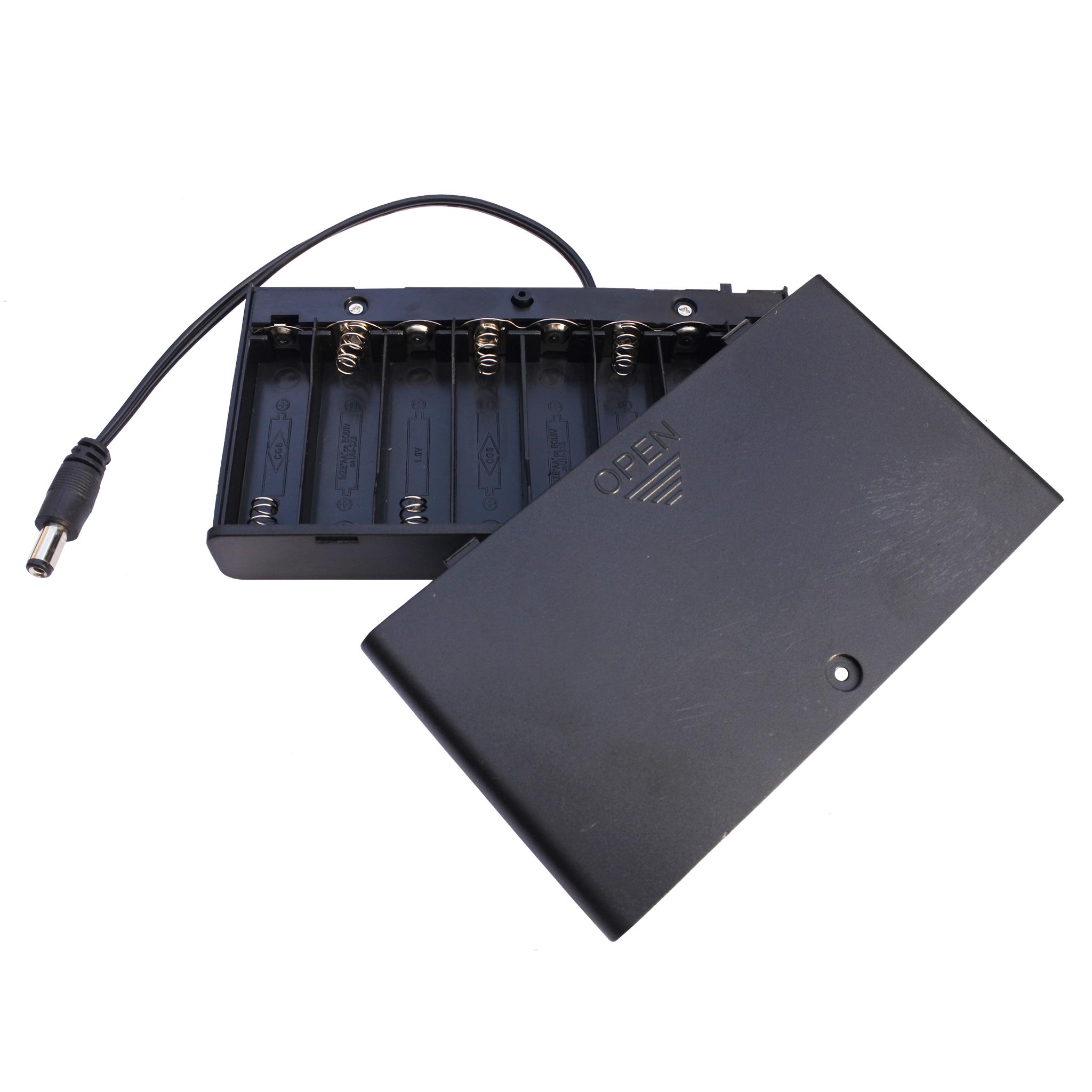 Enclosed Battery Box